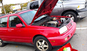 Parting Out 98 MK3 Jetta