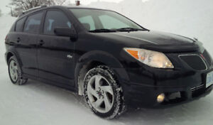2007 Pontiac Vibe Hatchback new tires drives great