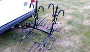 Rack support à vélo