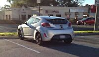 NEEDS TO GO! WINTER READY!  2012 Hyundai Veloster Loaded Coupe