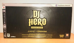 DJ Hero Renegade Edition for the PS3