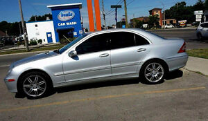 2007 Mercedes-Benz C-Class C280 Sedan