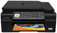 Business Brother MFCJ450DW Printer + Best price for ink !!!