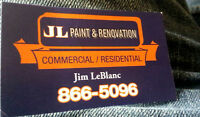 JL Paint and Renovations
