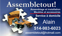Furnitures & accessories home assembly specialist