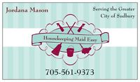 Housekeeping / maid service