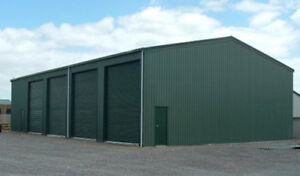 Steel Buildings - END OF SEASON SALE ON NOW