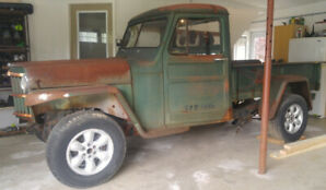 1955 Willys Pick Up