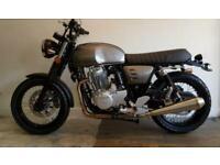 Herald Classic 400 cc retro motorcycle
