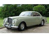 1958 Bentley S1 Continental H. J. Mulliner Fastback