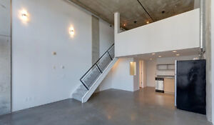 Toronto Hard Loft Urban townhouse Beautiful Hard Loft Conversion
