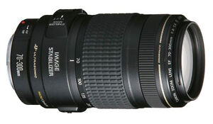 Canon 70-300 IS 3.5-5.6