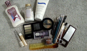 Make up and products
