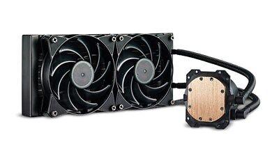 Cooler Master MasterLiquid Lite 240 (240mm) All-in-One Liquid CPU Cooler