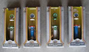 4 Gas Pump Replicas