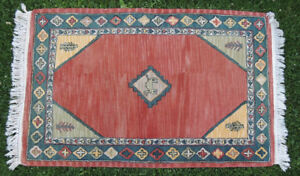 Rugs, Runners 8ft x 5ft and 5.6' ft x 3.6' ft - 100% Wool Fibre