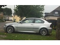 BMW 318ti 2l compact low miles and FSH