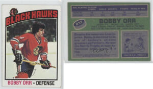 FOOTBALL/BASEBALL/BOBBY ORR HOCKEY CARD PLUS AUTOGRAPHED PICTURE