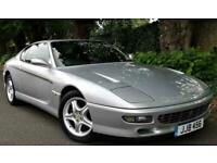 1997 Ferrari 456 5.5 GTA 2dr Coupe Petrol Automatic