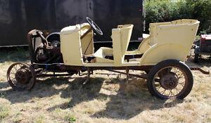 1930 Ford Standard Phaeton