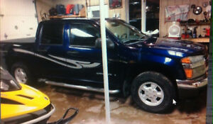 2004 GMC Canyon tissu Camionnette
