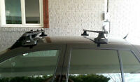 Thule Roof Rack system for VW Golf