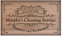 Murphy's Cleaning Service- Buisness & Residential