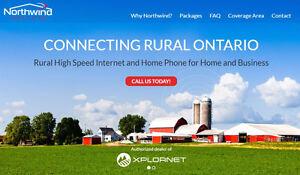 Xplornet High-Speed Internet up to 500GB Data Plans