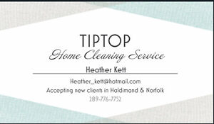 Home Cleaning Service TIPTOP