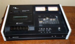 CLASSIC NAKAMICHI 500 DUAL-TRACER TAPE CASSETTE DECK PRO QUALITY