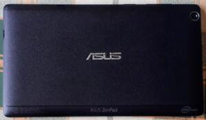 Tablette ASUS ZenPad C 7.0 avec protecteur d'écran/étui-stand