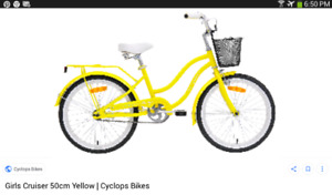 Looking for a woman comfort bike