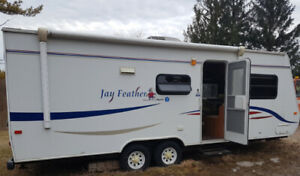 Camping Trailer for Sale - 2008 Jay Feather EXP 232
