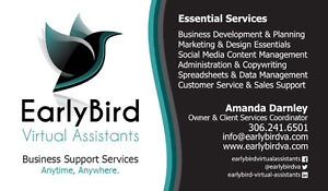 Attn: Agents & Brokers! We provide support services for you!