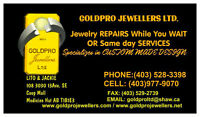 """""""Jewelry Repairs While You Wait OR Same DAY Service"""""""