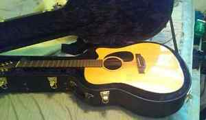 Takamine 12 string acoustic/electric