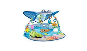 Disney Baby Mr. Ray Ocean Lights Activity - Baby Gym