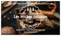 Les miches passions