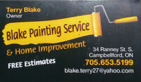 Blake Painting and Home Improvement