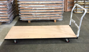 Folding Table Trolley - Commercial Grade - Brand New For Sale