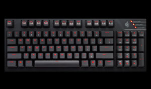 Cooler Master CMStorm Quickfire TK Keyboard