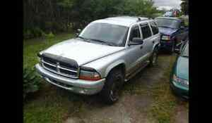 2004 Dodge Durango RT