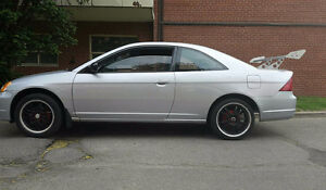 2003 Honda Civic coupe Coupe (2 door) vtec button ^^