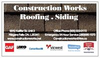 Roofing Estimate /Free No Obligation