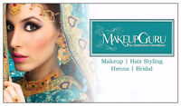 Web design required for beauty/makeup artist