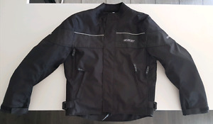 Men's GKS11 Motorcycle Jacket with armour and liner
