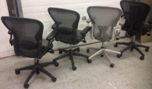 Herman Miller Aeron Chair from 400