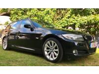 68 MPG 2009 ESTATE BMW 318D 2.0 TURBO DIESEL 143 BHP 6 SPEED MOT 25.02.19 6 MONT