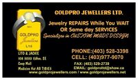 Jewelry Repairs While you wait,,,or Same day services