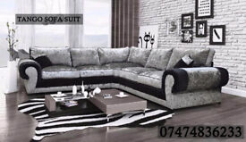tango corner couch/all variety of fabric and colors available YT